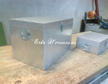 Lukustatavad kastid (aluiinium)
